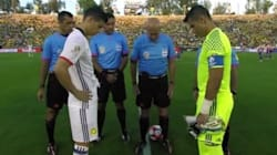 Cet arbitre de la Copa America a réalisé un exploit défiant les lois