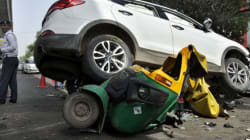 Mumbai On Top In Road Accidents, Death Toll Highest In