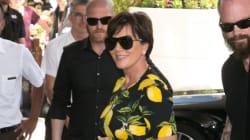 Kris Jenner et sa petite-fille portent des robes inspirées de