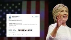 La réponse cinglante de Clinton à la dernière attaque de