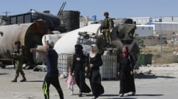 Après l'attentat à Tel-Aviv, les Palestiniens interdits d'entrer en