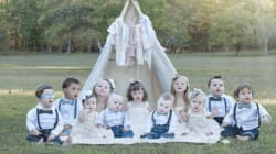 ダウン症の子供たちの美しい写真は、生きることの素晴らしさを教えてくれる