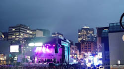 Spectacle d'ouverture des FrancoFolies sous le thème hip-hop: La pluie? Quelle pluie?
