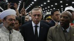 Vexé par l'accueil aux funérailles de Mohamed Ali, Erdogan rentre en