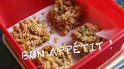 La recette rapide pour faire des barres de céréales