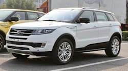 Land Rover poursuit un constructeur