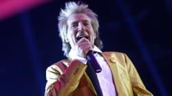 Rod Stewart anobli par la
