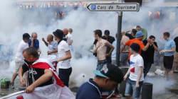 Hooliganisme: suspension avec sursis pour la Russie, 43 supporters en garde à