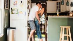 La prima casa non si scorda mai: in queste foto tutta l'intimità di una coppia