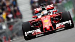 GP : Vettel est le plus rapide de la dernière séance d'essais