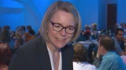 PQ: la députée de Chicoutimi se range derrière Alexandre