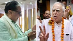 BJP Gets A Surprise Victory In Haryana But Fails To Stop Kapil Sibal From Winning Rajya Sabha