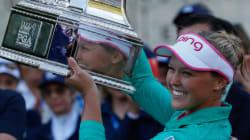 Une Canadienne de 18 ans remporte le Championnat de la