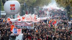 Manif anti-loi Travail: pendant que la gauche fait face au chaos social, la droite vante sa
