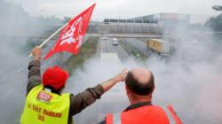 Taxis, Air France, SNCF, la grève de mardi s'annonce encore