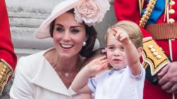 La réaction du prince George en voyant des avions est trop mignonne