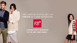 Forever 21 va ouvrir un magasin concept F21 Red au Méga Centre