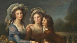 Élisabeth Louise Vigée Le Brun au Musée des beaux-arts du