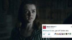 Il destino di Arya Stark in Game of Thrones non è più un mistero dopo questo