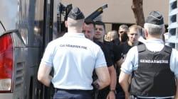 43 supporters russes placés en garde à
