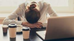 La caféine perd son effet après trois nuits presque sans