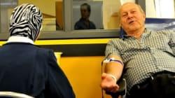 Donneurs de sang: de père en fils et