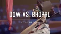 Fight Ain't Done, Says Rap Artist Sofia Ashraf In 'DOW Vs Bhopal Toxic Rap