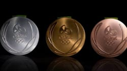 Voilà à quoi ressembleront les médailles des JO de