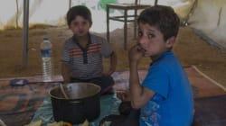 La vida de estos niños refugiados corre peligro, pero tú puedes hacer