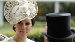 Kate sceglie l'Italia: l'abito del debutto al Royal Ascot è di due noti stilisti
