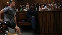 Pistorius sur ses moignons pour émouvoir ses