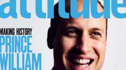 Le prince William en Une d'un magazine