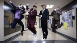 Fun Alberta Teachers Shoot Epic 6-Minute Music Video For