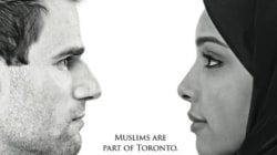 Toronto Ads Perfectly Debunk Idea That Muslims Don't Belong