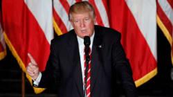 Trump suggère de ne plus vendre d'armes aux personnes sous