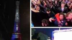 Facebook live, vidéo 360°... l'ambiance de feu en fin de match dans la fan zone comme si vous y