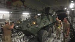 Injured Veterans Struggle To Enter
