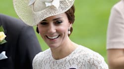 Even The Duchess Of Cambridge Needs A Name Tag