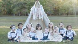 Ces photos magnifiques soulignent la beauté d'enfants atteints de trisomie
