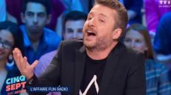 Bruno Guillon de Fun Radio répond aux accusations avec humour chez
