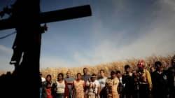 Brasil, 2016: Tribo Guarani-Kaiowá é alvo de atentado. Um índio
