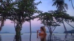 Cette Québécoise a tout quitté pour aller rejoindre son grand amour en Thaïlande