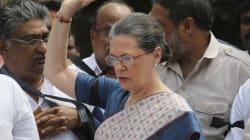 Sonia Gandhi's Photo On WhatsApp Triggers Violence, One
