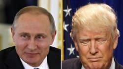 Da un lato Trump, dall'altro Putin. Europa se ci sei batti un