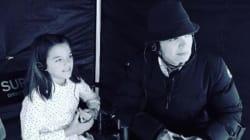 Katie Holmes' Mini-Me Daughter Gets A Taste Of TV Magic In
