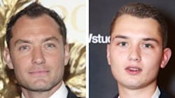 19 Celebrity Dads With Lookalike