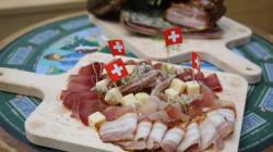 Pour soutenir la France, mangez la Suisse sur un beau