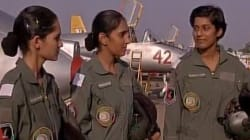 First Batch Of Women Fighter Pilots Commissioned For Indian Air