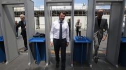 Estrosi affirme qu'un vigile ayant fait une prière musulmane dans la fan zone de Nice appartient à une mouvance