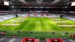 Suisse-France se jouera sur une pelouse...